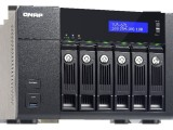 NAS存储服务器TVS-671中小型企业私有云建立
