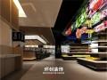 淄博张店周村商场超市设计与装修