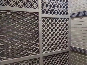 仿古装饰立瓦