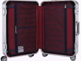 媲美rimowa日默瓦拉杆箱万向轮旅行箱铝镁合金框PC行李箱商务托运