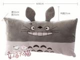 卡通龙猫床头靠垫靠枕卡通情侣双人枕单人枕头午休枕可拆洗工厂