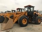 兰州二手装载机市场 新款二手柳工50CN 装载机出售
