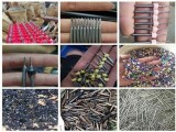 长期高价回收黑白磁铁,钨钢,钼丝,钛,镍稀有金属等