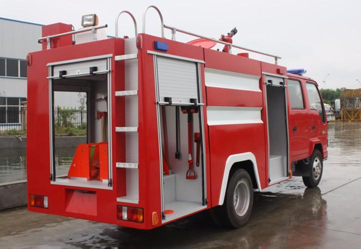 鞍山小型消防车生产厂家在哪里