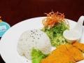小米紫菜包饭(鸡翅鸡排)