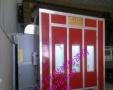 杭州汽车烤漆房哪家便宜?顶式风机汽车烤漆房设计漆房