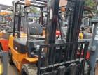 滁州二手叉车市场,二手3吨叉车,中缸带侧移叉车,进箱叉车出售
