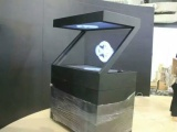 青岛全息展柜厂家提供高清全息投影展柜
