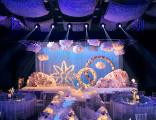 宁波宁海婚礼场地布置哪家口碑好?薇薇新娘好吗?
