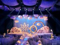 宁波江东区豪华婚礼策划服务公司哪个的费用更低啊?宁波薇薇新
