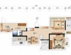 西安周边户县东城花园 2室2厅1卫 103平米