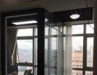 奥克斯80平商务办公楼带二个经理室,带全套办公家具