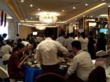 深圳一手餐饮公司,上门策划公司年会晚宴围餐自助餐大盆菜
