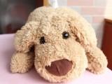 泰迪狗狗车用纸巾套/玩具狗纸巾盒纸巾收纳盒套