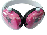 MP3立体声耳机 头戴式MP3耳机耳麦 立体声耳机 头戴立体声耳