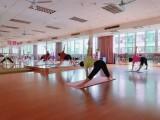 瑜伽普拉提来天河岗顶冠雅工作室报班改善形体强身健体