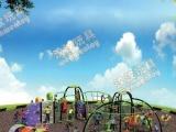 蚌埠公园儿童攀爬架生产 儿童户外攀爬游乐设施 幼儿园攀爬墙定制