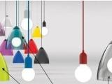 供应欧式风格吊灯 PC透明灯罩吊顶餐厅吸
