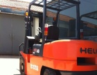 闲置的全新合力叉车3吨4吨6吨半价转让