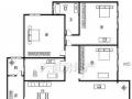 老城中心地段精装3室关门卖,家具家电齐全拎包入住