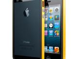 大黄蜂边框 苹果iphone5/5s新款硅胶手机壳保护套批发配件