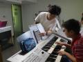 南京乐果双排键音乐中心 双排键创编课