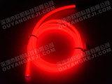 EL发光线 直径4.3毫米红色 冷光源 线形光 超越LED灯条