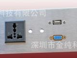 新品订做 hdmi面板 3.5音频插座