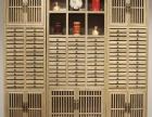 老榆木普洱茶柜茶叶架多层茶饼柜实木储物柜可以定做