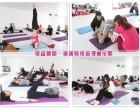半年制瑜伽教练班火热招生中9月预报名早报享受早鸟价