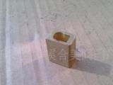 电工电器铜接线柱红冲锻造铜铝五金件制造