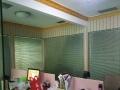 地王国际 380平米 6个隔间一个开间带办公用具