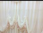 欣欣向荣 浪漫温馨韩式风格 精品蕾丝成品窗帘