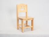兒童專用座椅幼兒園課桌椅實木笑臉椅子小鹿造型椅