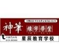 暑期书法培训班—星辰教育神笔练字学堂