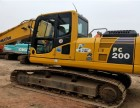 转让小松200-7挖掘机,大型进口挖掘机包邮