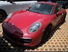 北京保时捷4s店911GTS红色配置 保时捷911现车价格