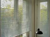昆山花桥办公室遮阳卷帘铝百叶窗帘定做 花桥窗帘定做公司
