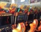 动漫城游戏机跳舞机赛车框体电玩城整场设备回收