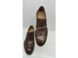 高性价比的鳄鱼皮男士皮鞋要到哪儿买-鳄鱼皮男士皮鞋厂家