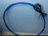 必毕卓中央空调风管清洗软轴、中央空调清洗软轴、风管调清洗设备