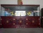 红木屏风系列鱼缸,水族箱