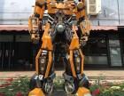 芜湖变形金刚租赁 机器人模型出租 擎天柱变形金刚