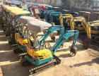 售九成新原装久保田15小型小松15小型挖掘机用了500小时