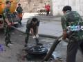 三山大型下水道清淤疏通清理化粪池抽粪 机械化