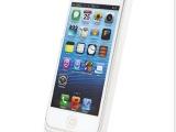 厂家直销 iphone5 手机无线充电接收 无线充电卡座 符合q