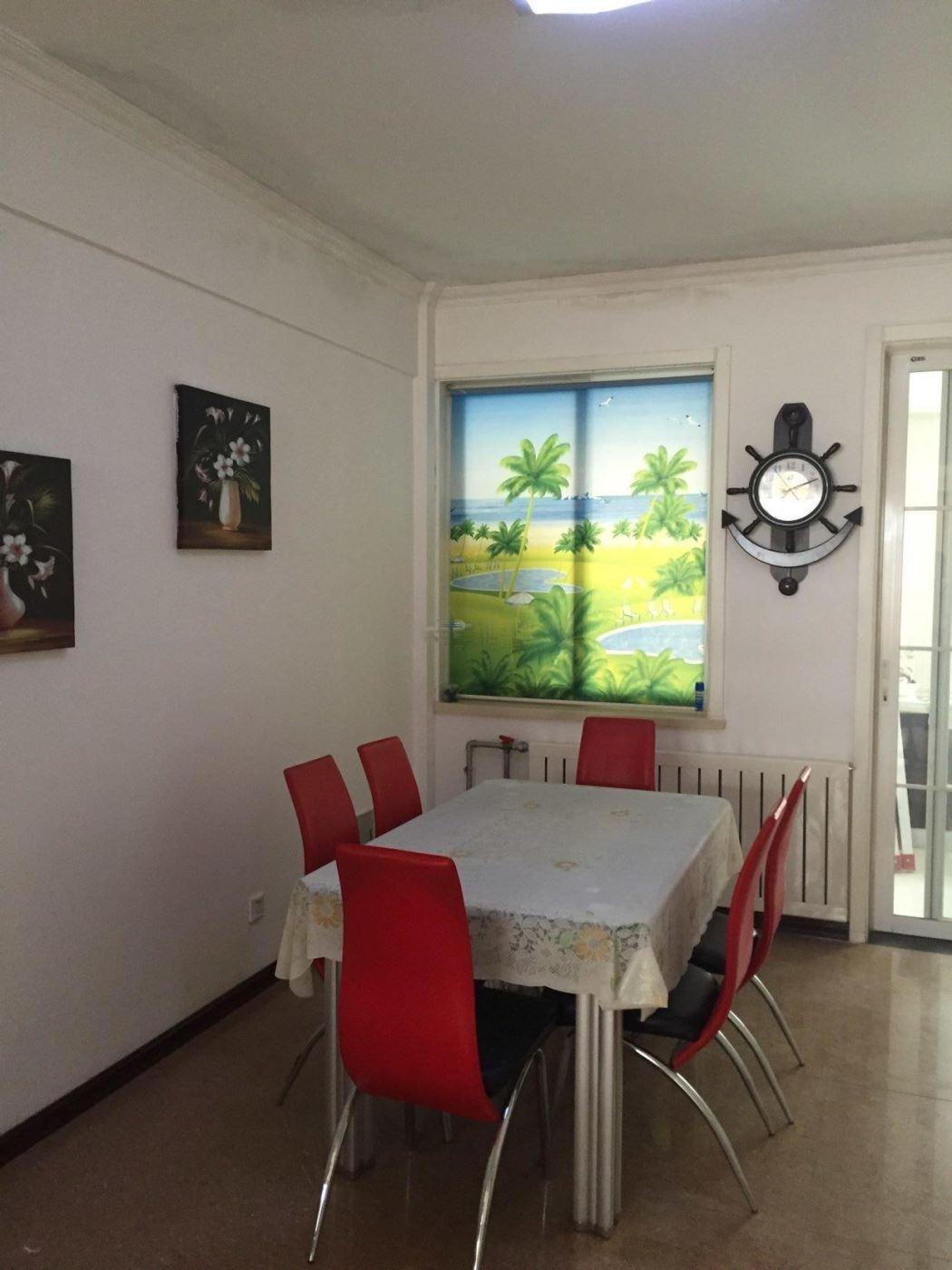 紫荆花附近时代之星精装三居室出租时代之星家园