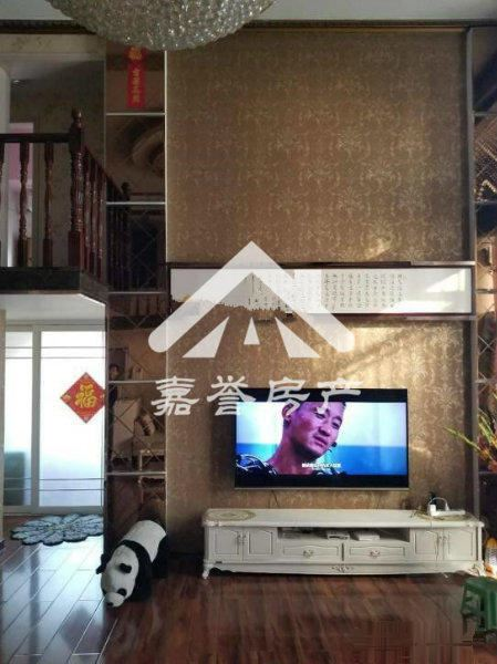 (嘉誉)西湖阳光复式豪华装修有证有车位可贷款!只此一套