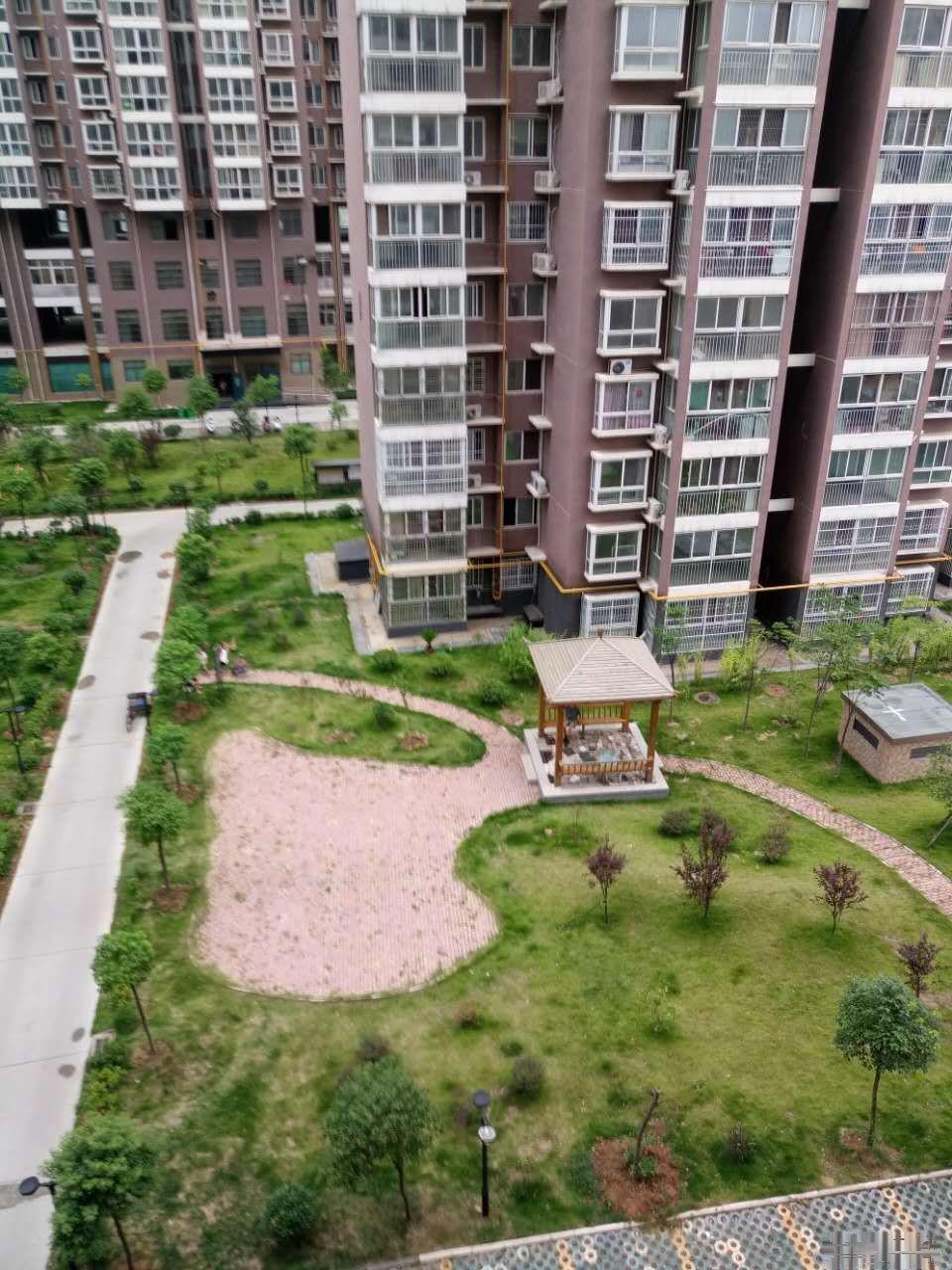 尚座花园 98平米2室 包更名 新15小学