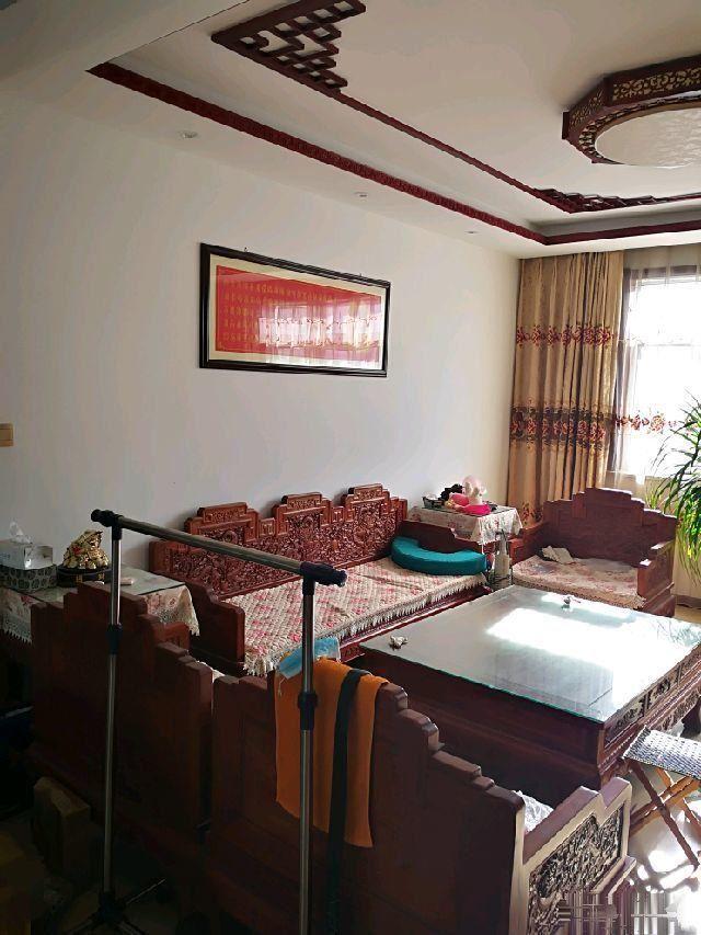 华都颐年园 3室2厅130平豪华装修,真实图片,出税